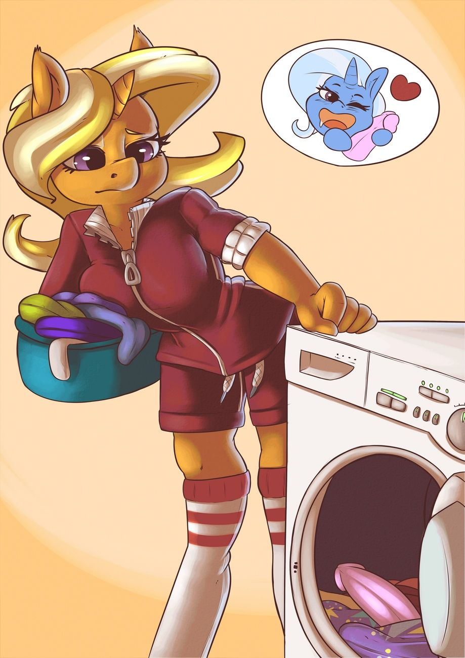 Laundry Day page 1