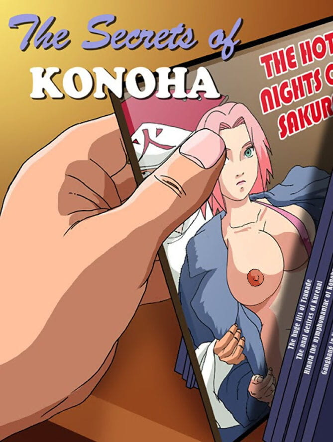 The Secrets of Konoha page 1