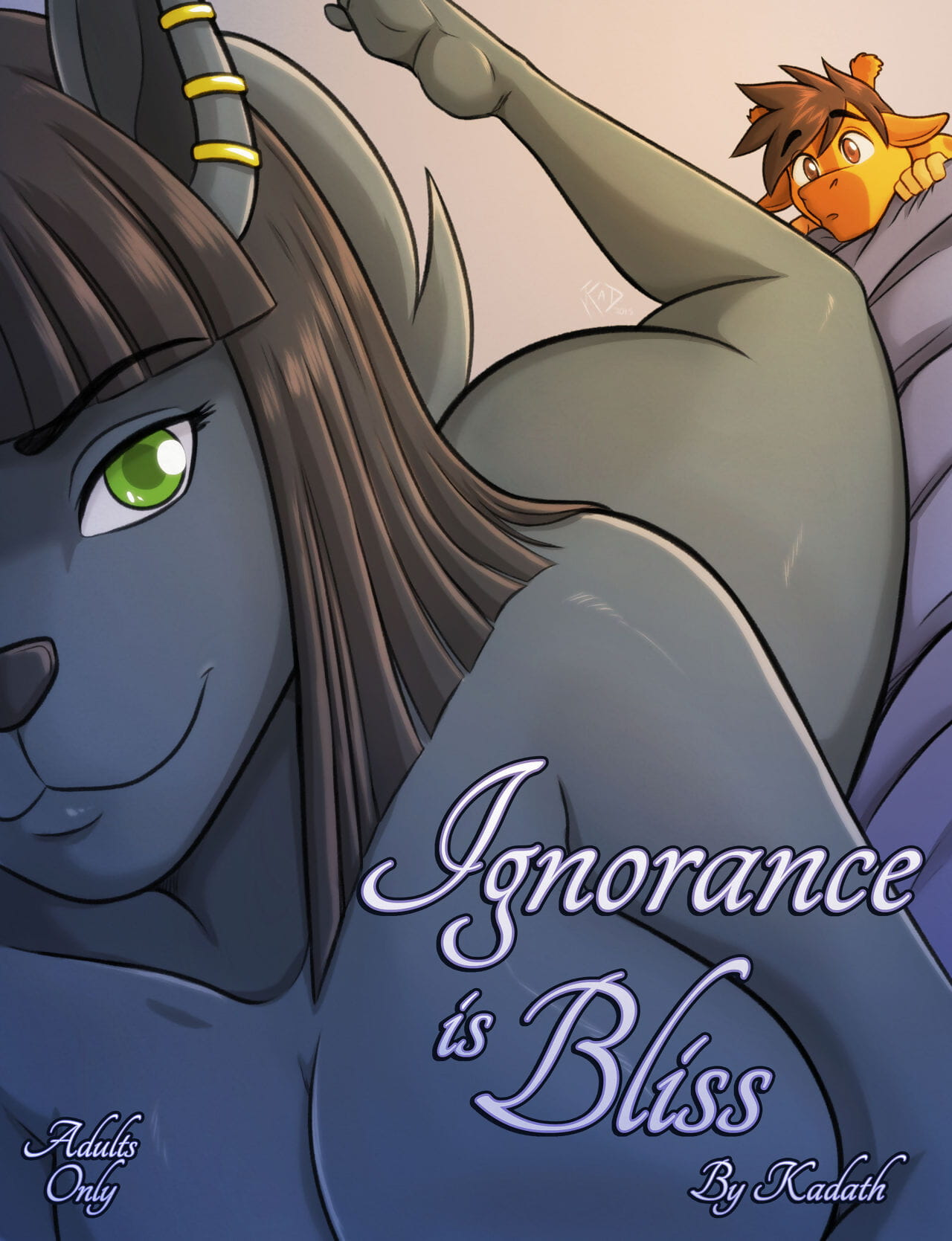 Ignorance is Bliss page 1