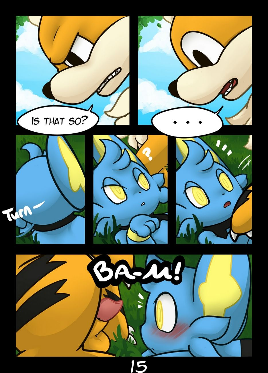 Catch Me If You Can - part 2 page 1